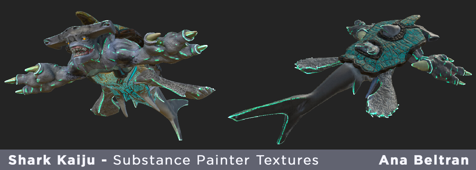 Substance Textures