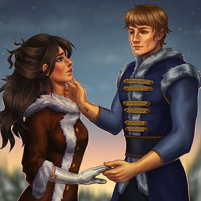 Anabel boyanova blood heir full