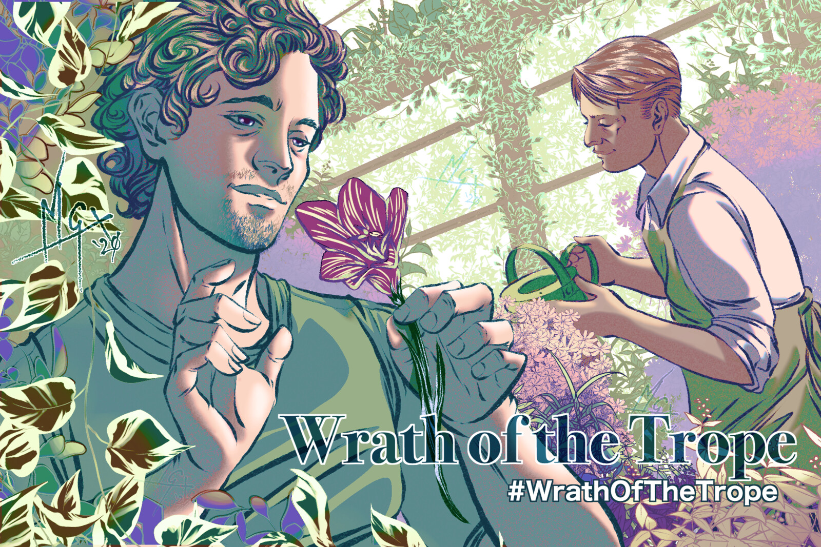 Fan Art: Wrath of the Trope - Hannibal
