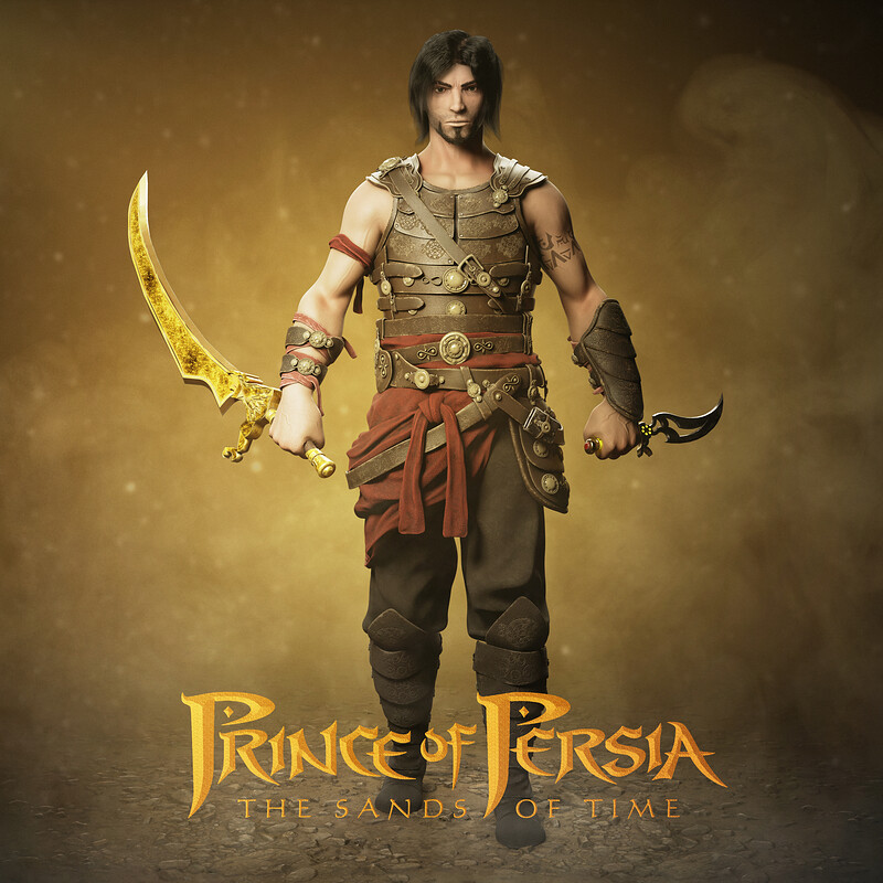 Prince of Persia Fan Art