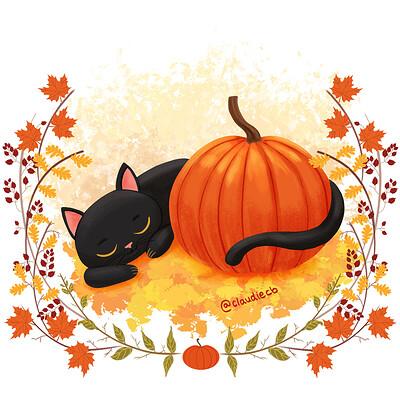 Claudie c bergeron autumncatweb