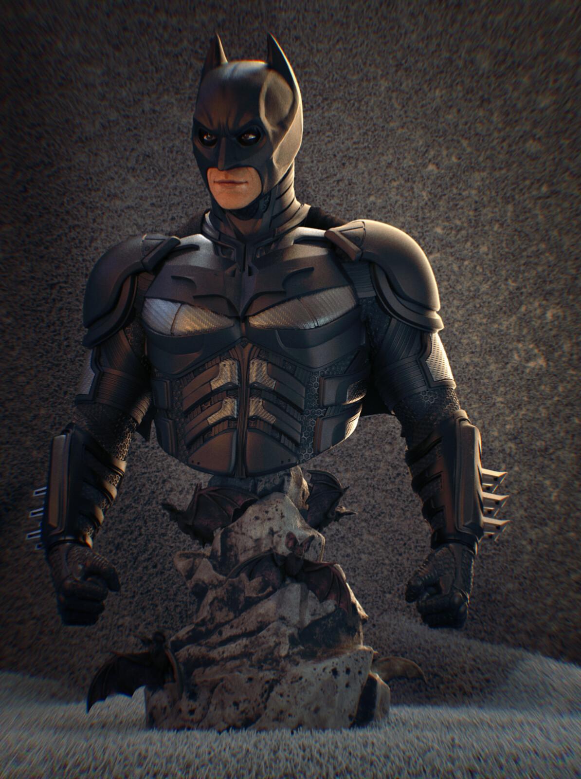 Dark Knight Bust Collectible