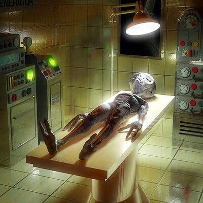 Luca oleastri alien authopsy