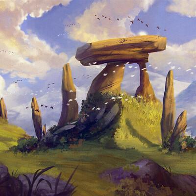 Andrea casciaro andrea casciaro dolmen