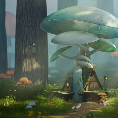 Mohammed irfan mushrooms house final