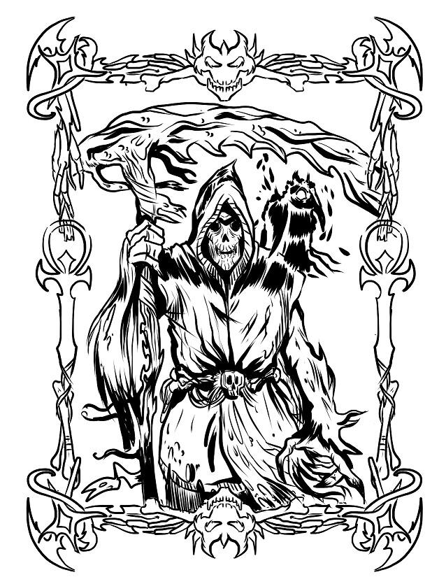High God – God of Death – Vunas
