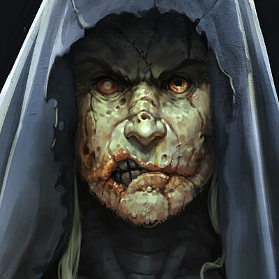 Jacopo schiavo zombi stregone def