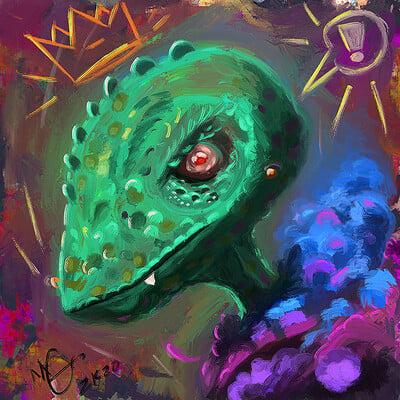 Lizard Prince Jr.