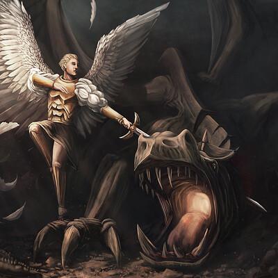 Jonathan gebel dragon slayer
