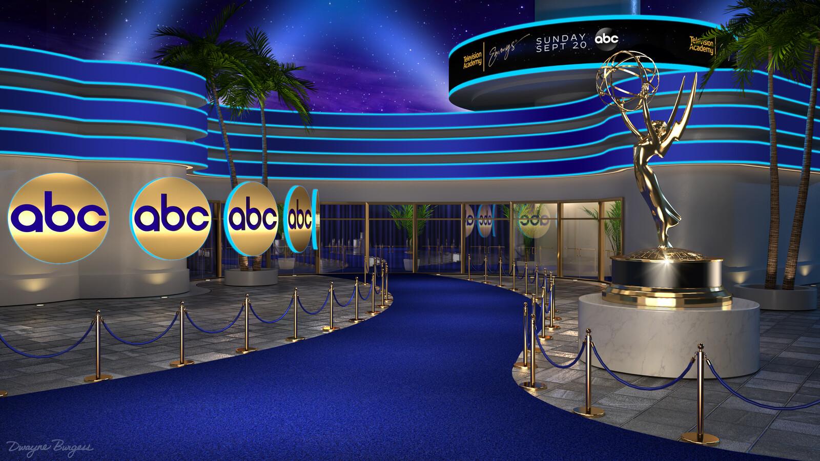 Emmys Virtual Media Center
