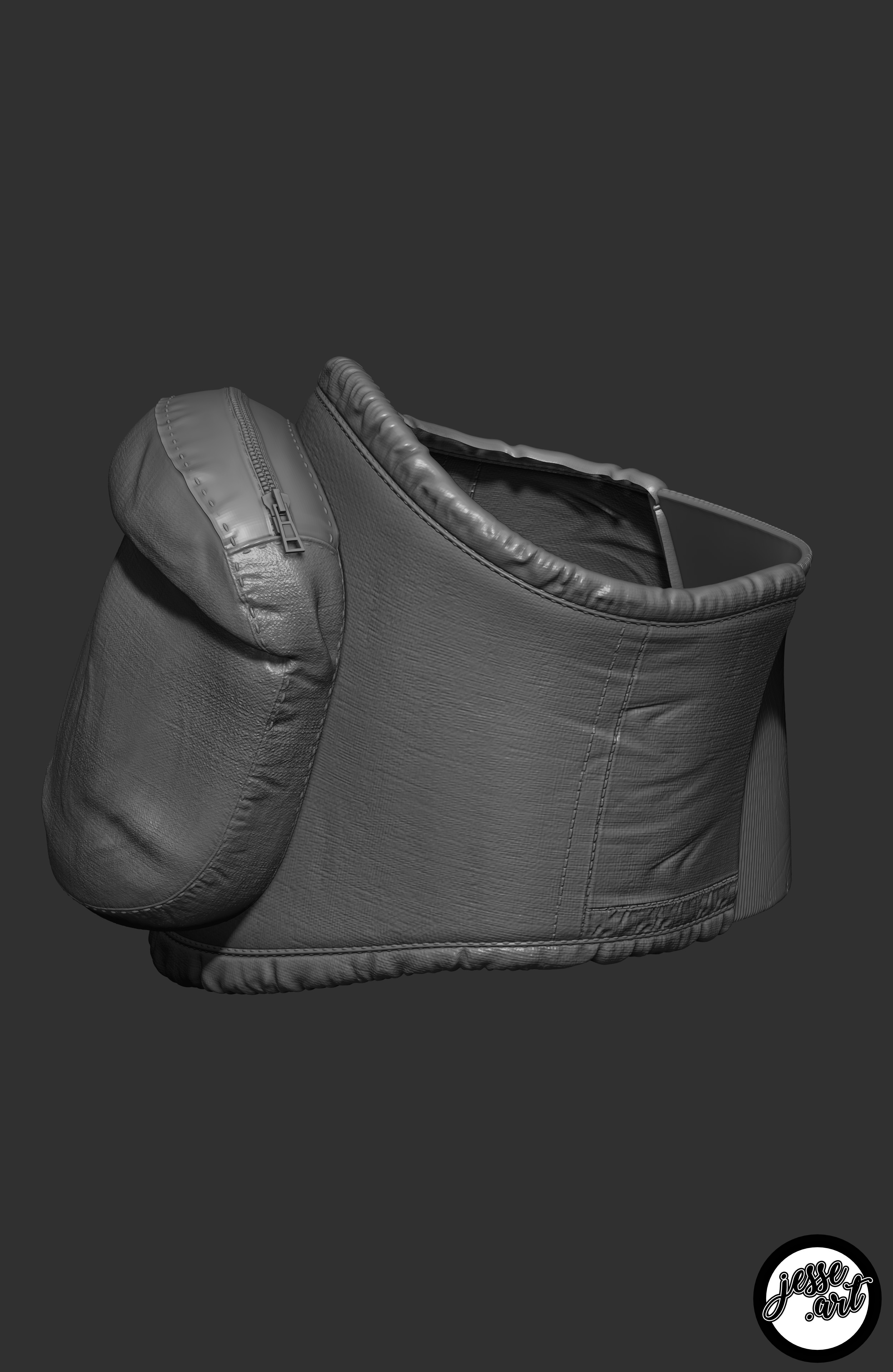 Leg Bag formal item storage