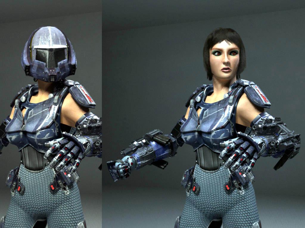 Sci Armor