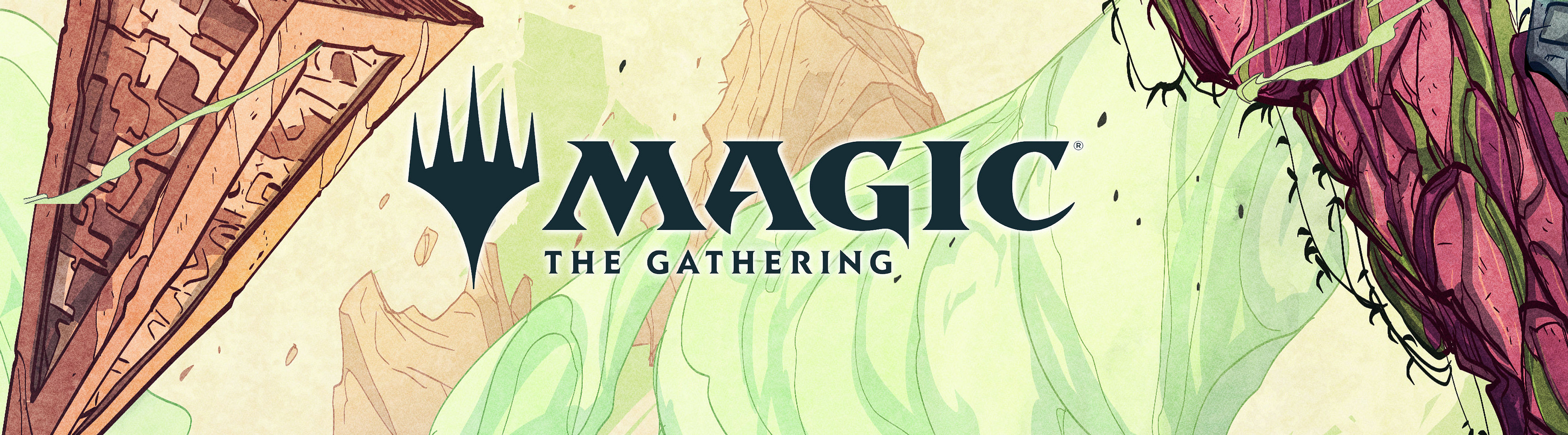 Cover Illustration for Magic : The Gathering Zendikar Rising Gift Edition Bundle  ( Artworks had been approved by Wizards of the Coast to be share in my portfolio)