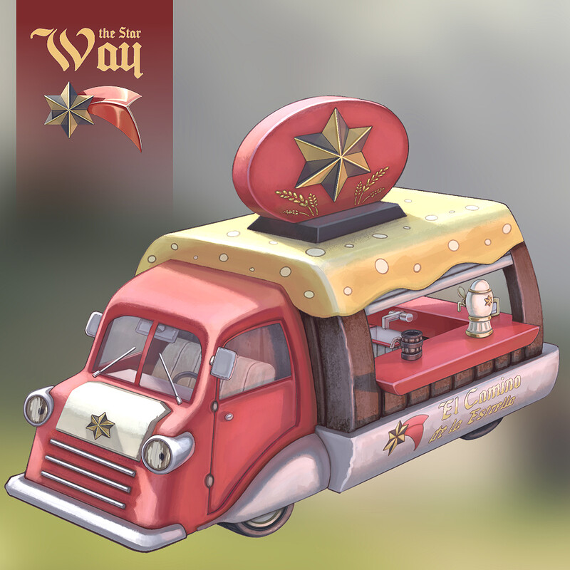 The Star way - Beer Truck