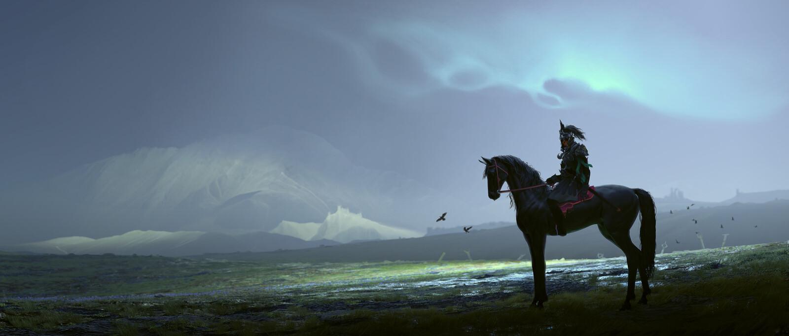 Rider (Wide)
