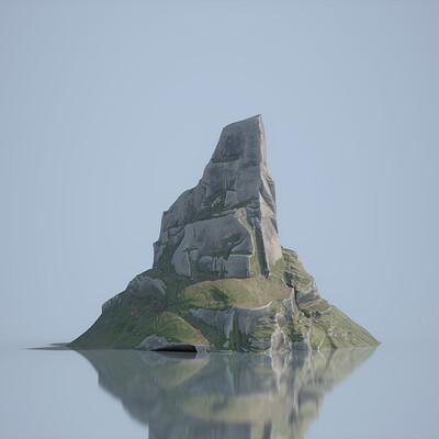 Oliver regueiro stylized peak