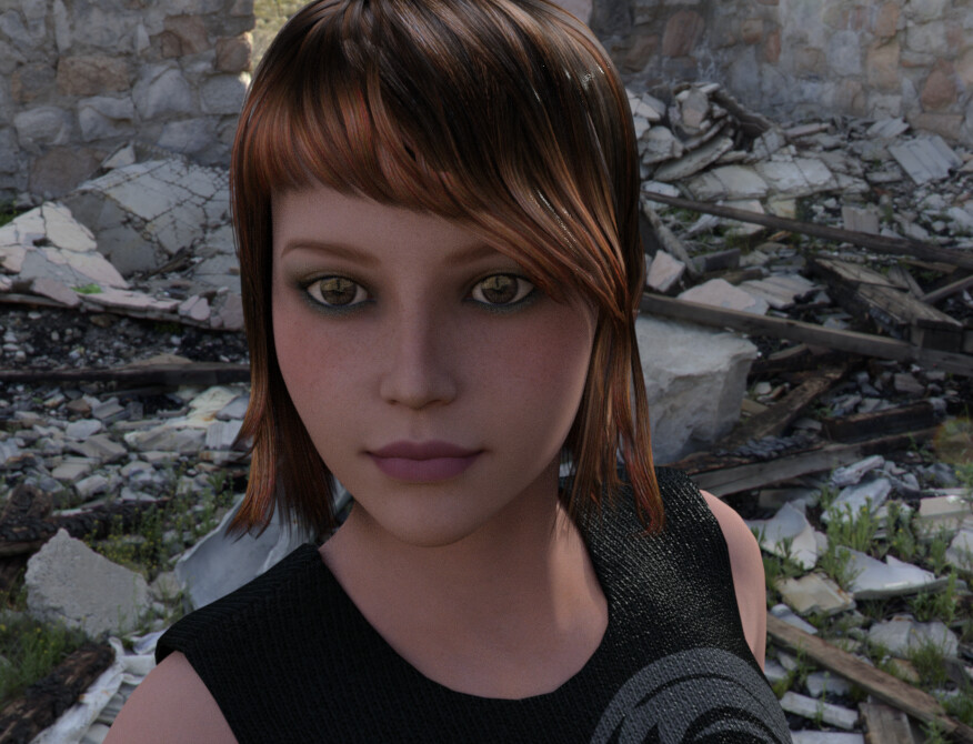 3D Wari Digital Human