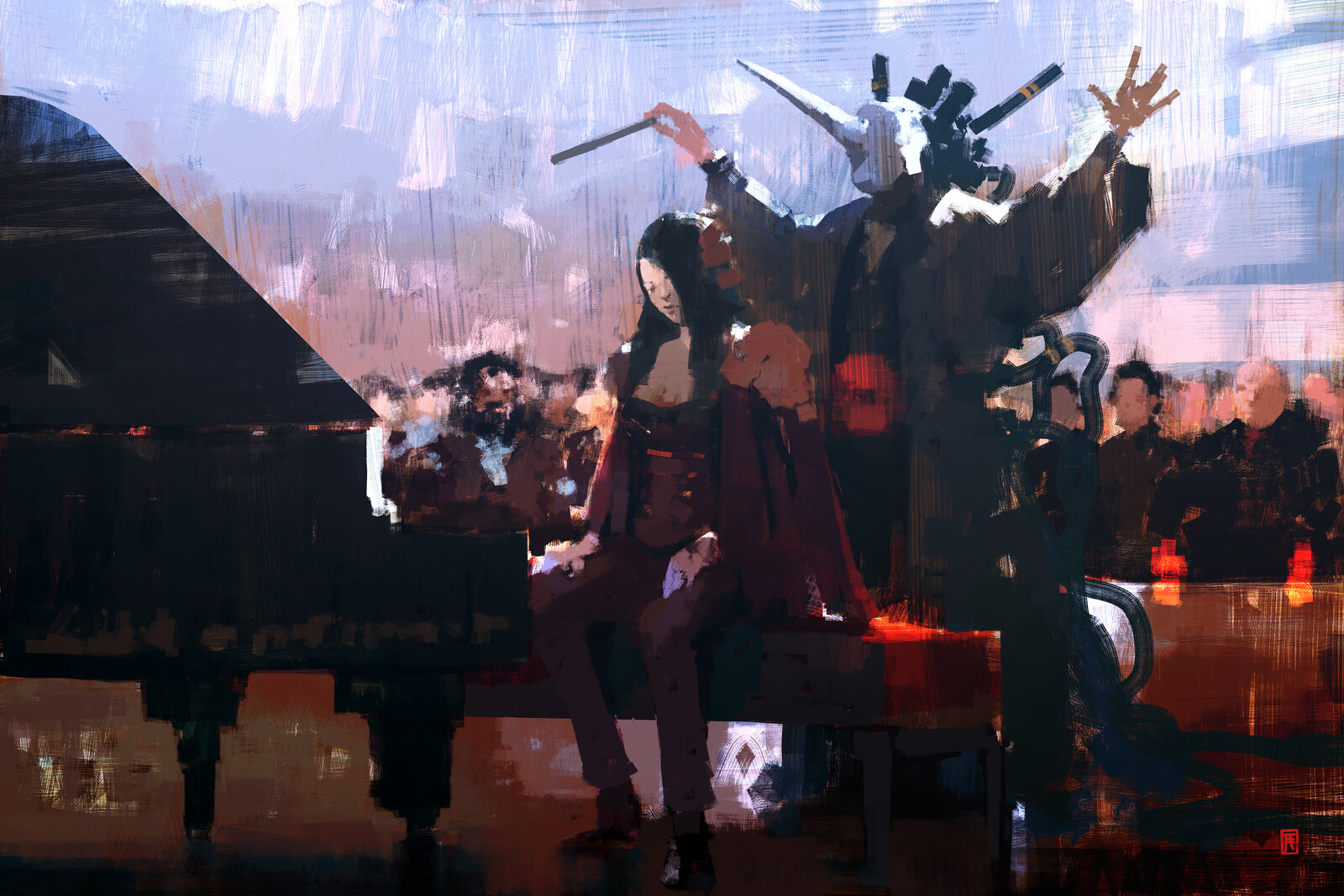 The Concerto//01