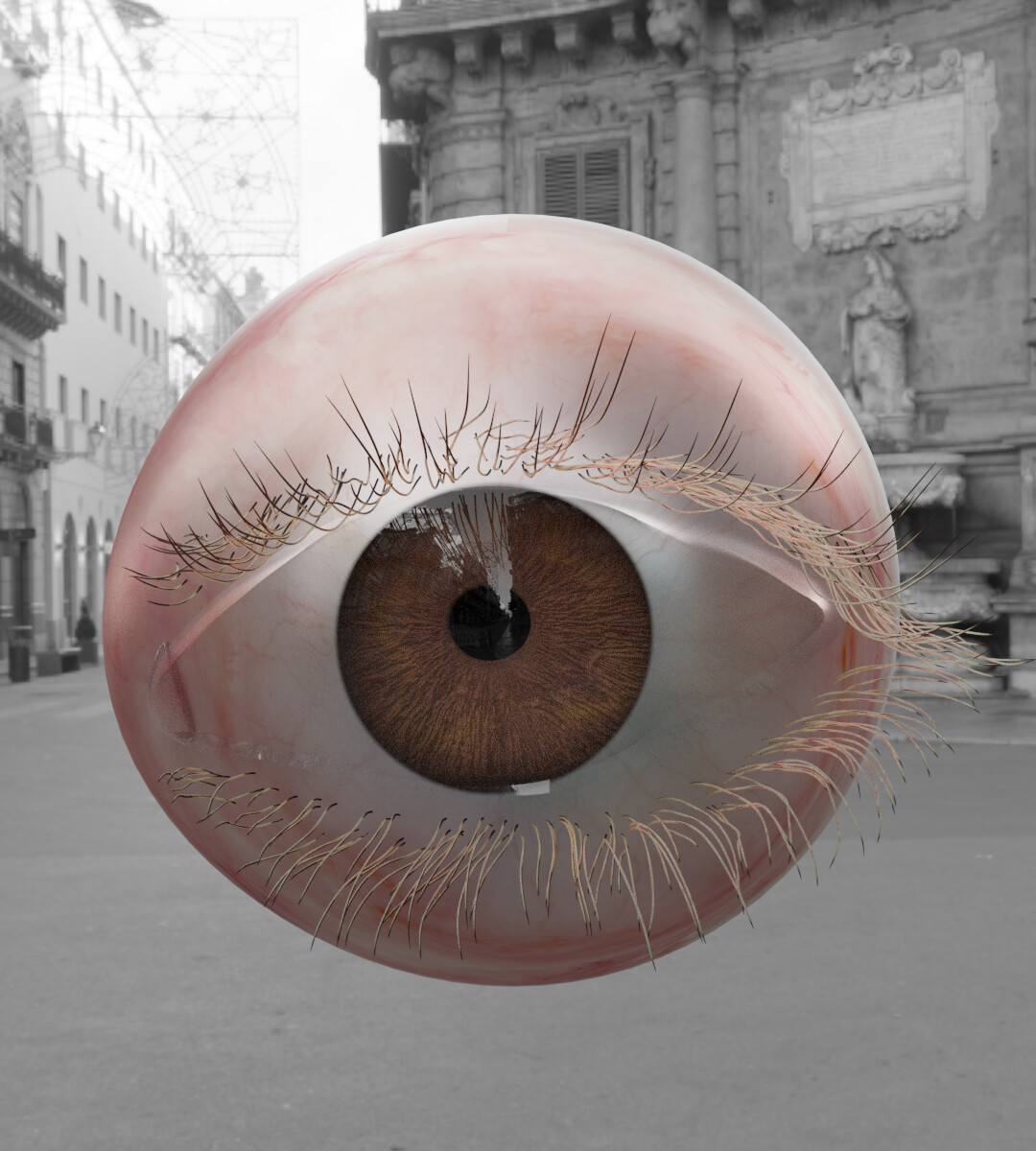 Eye beauty