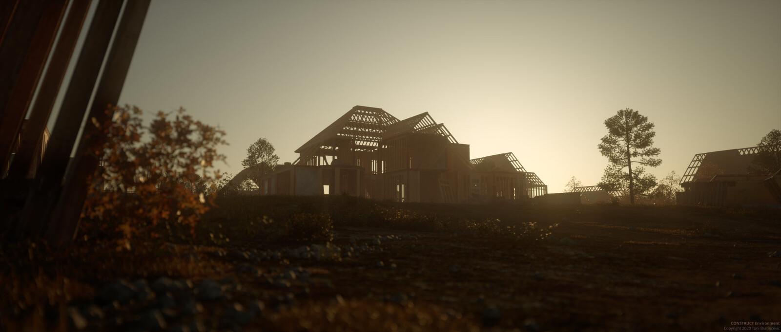 Construct Environment solo