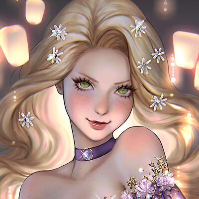 Abigail diaz rapunzel final small2