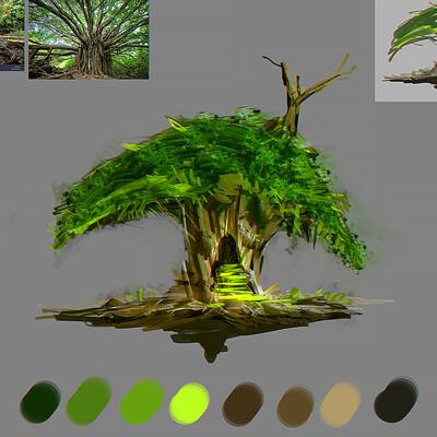 Benedick bana treehouse