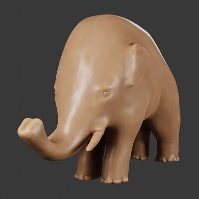 Jonathan walton elephant