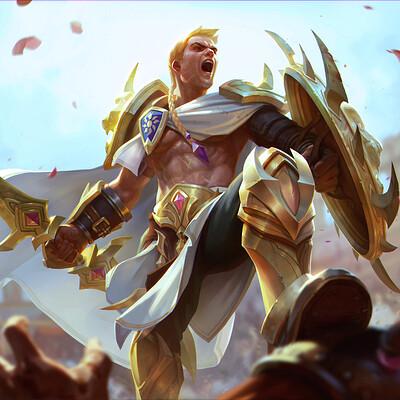 Alexandr leskinen gladiator