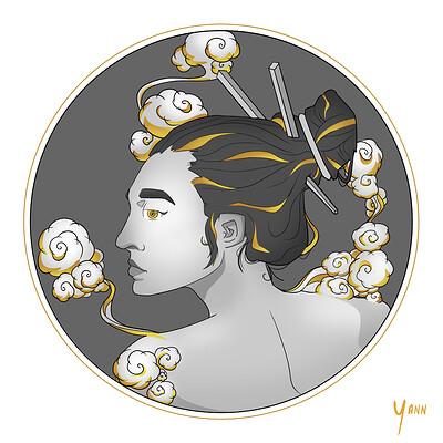 Yann faure inktober02