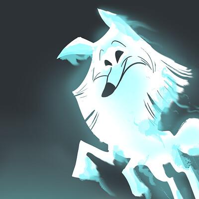Vipin jacob wolf spirit animal