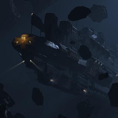 Col price deepspace hauler