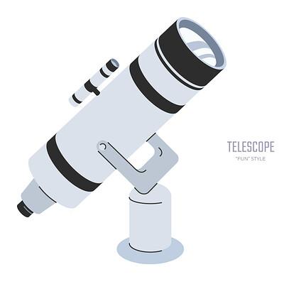 Stanislav batalov 0392 fun style telescope wide