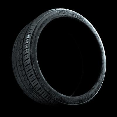 Dizzy viper tire1