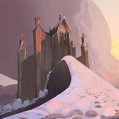 Nienke zijlstra nienke zijlstra winter landscape