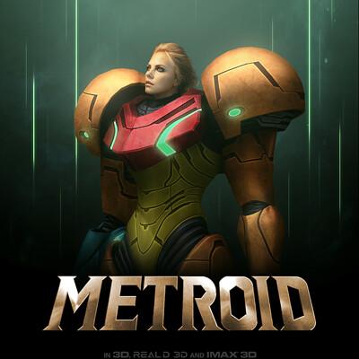 Film bionicx poster the movie metroid the movie micro