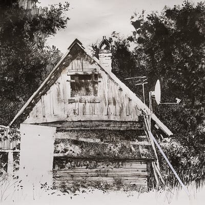 Pavel goloviy grannys house