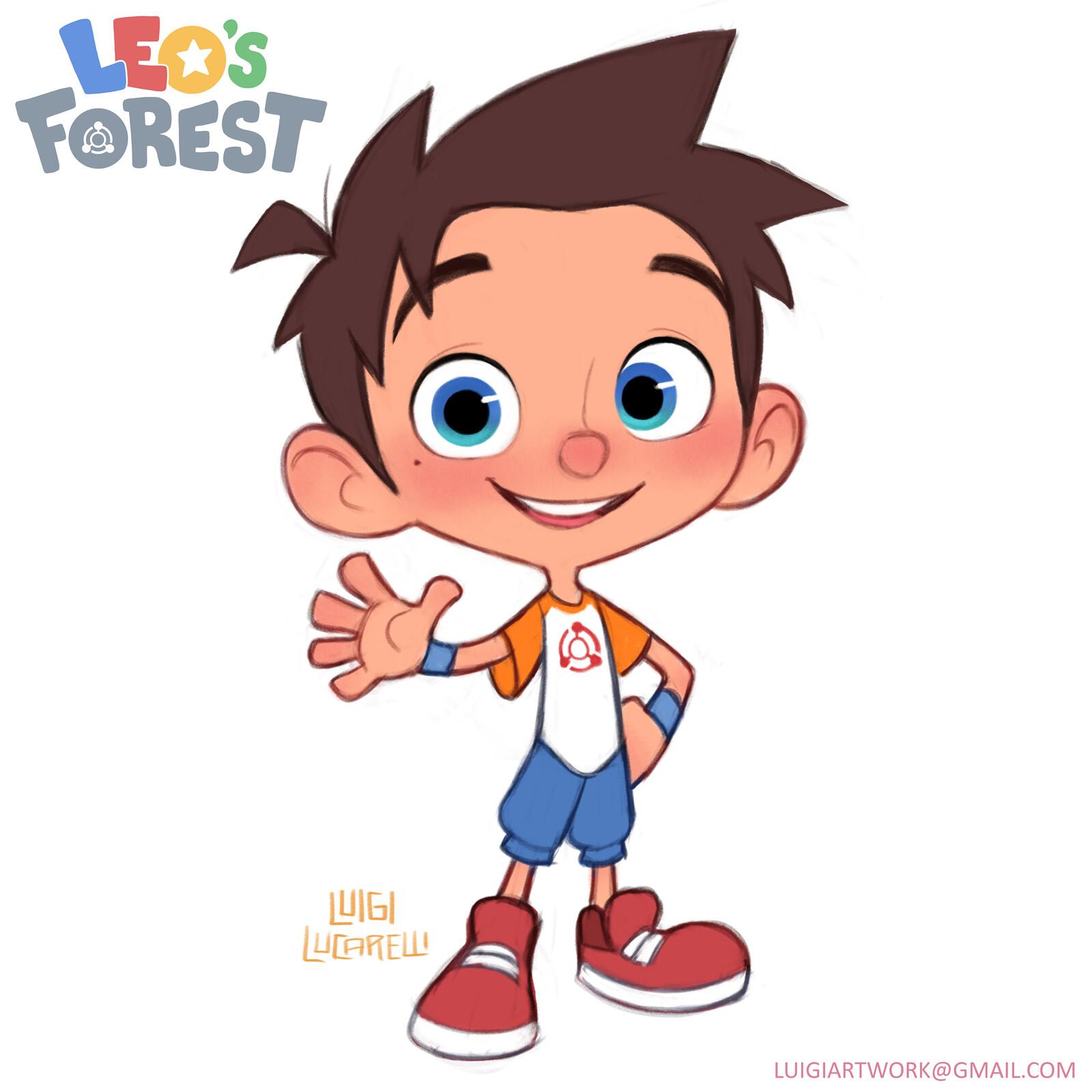 Leo's New Design!