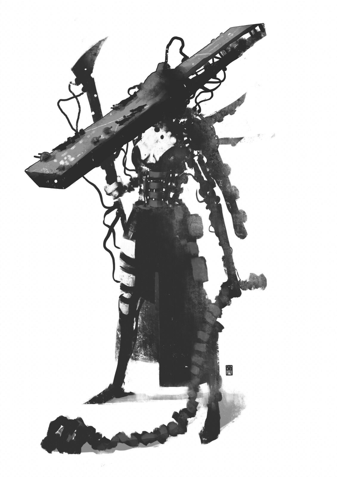 Lady Commodöre//01