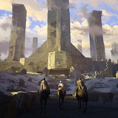Axzoor ruins