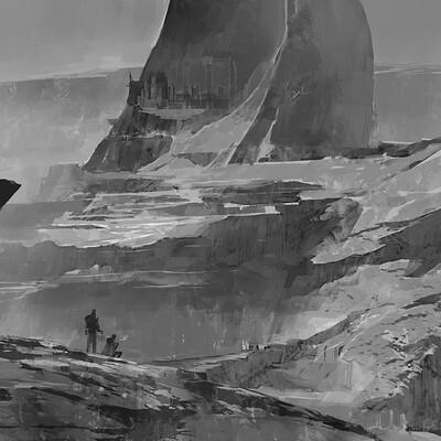 Leonard haas environment sketch 10 2020