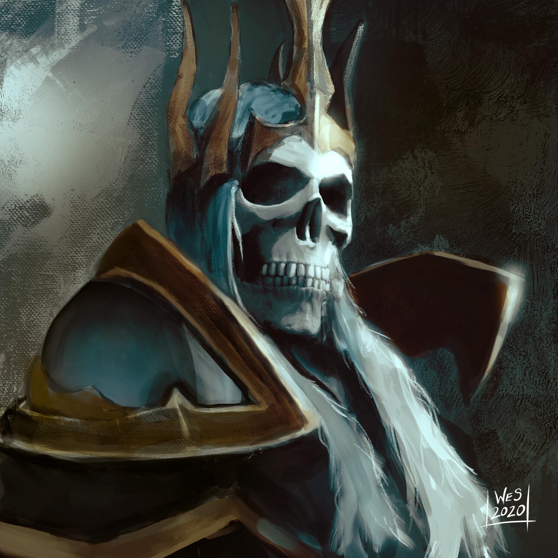 Leoric, The Skeleton King