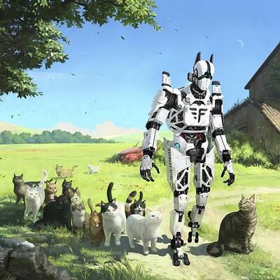 Andrea tentori montalto robot cat