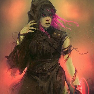 Adnan ali dark witch