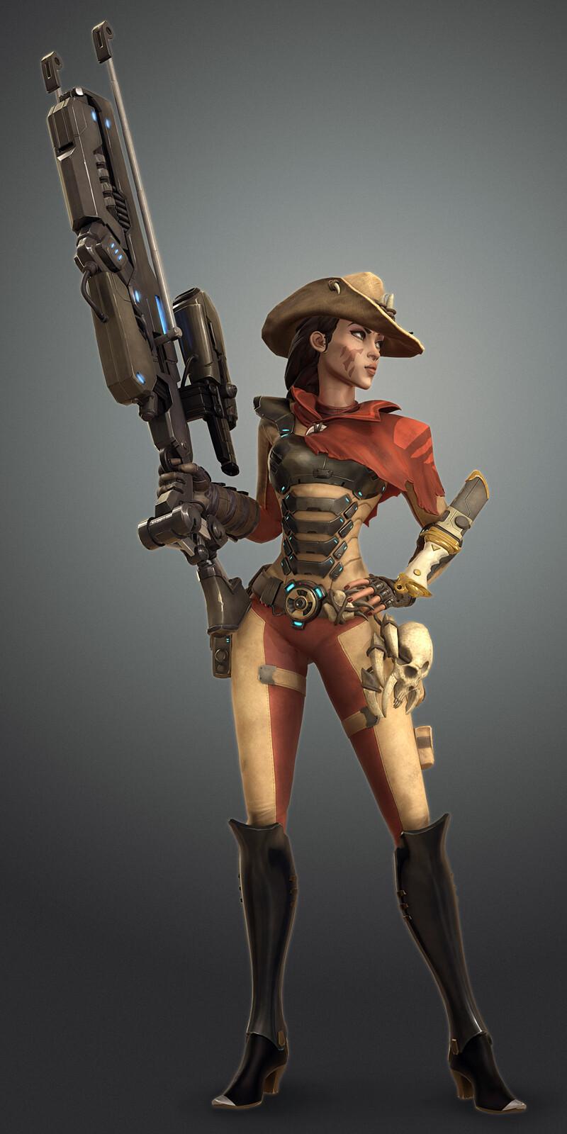 Starblood Arena - Hunter