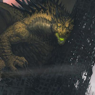 Jacopo schiavo dragone atomico cover