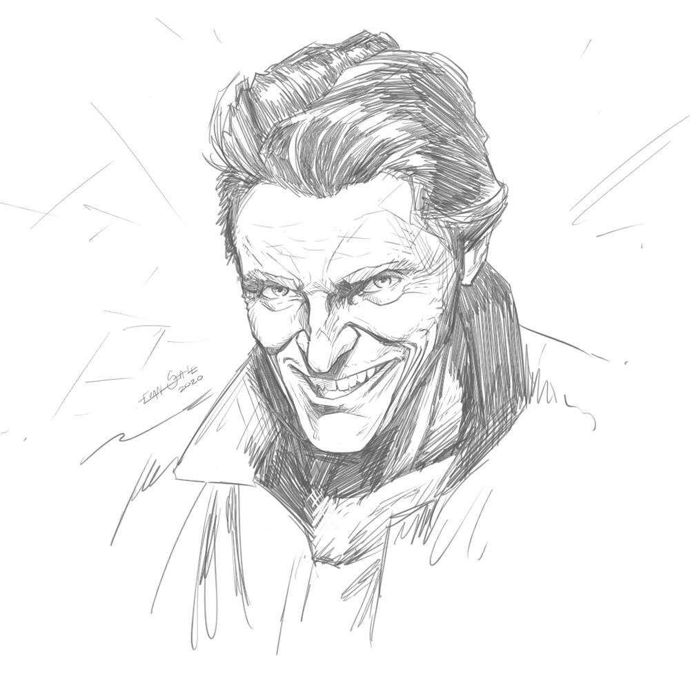 Expressions #1 - Willem Dafoe