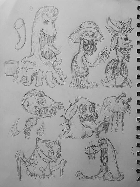 alien ideas