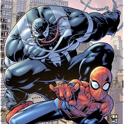 Maksim strelkov amazing spider man 654 1 cover by paulosiqueira