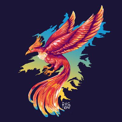 Phoenix (1) Shirt Design