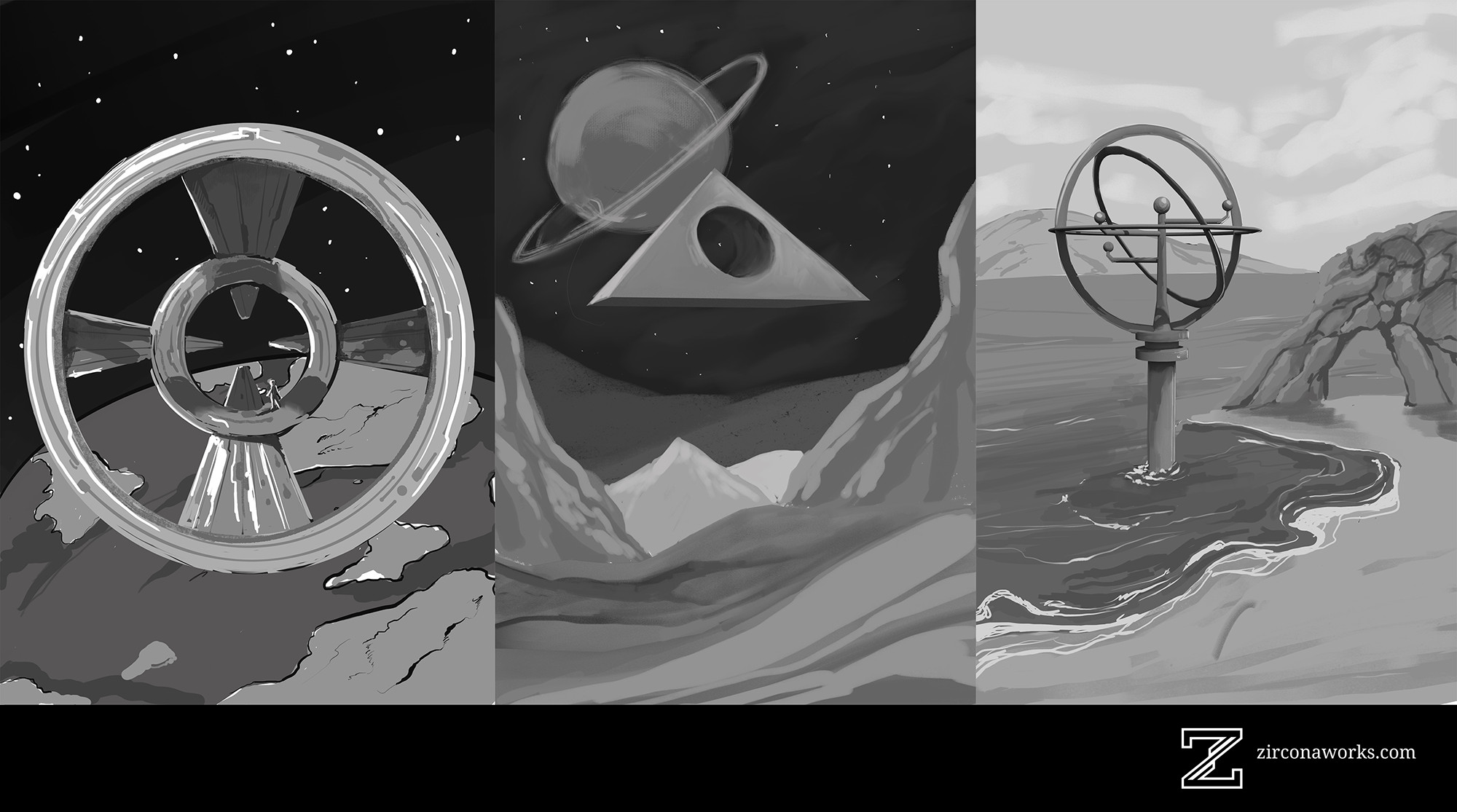 Subject thumbnails